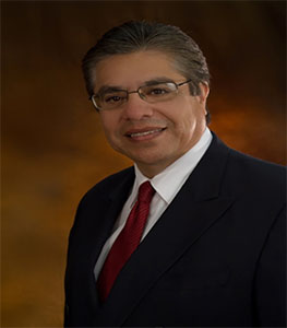 photo of Vice Chair Arturo Hernández