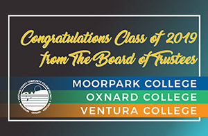 From The Board of Trustees: Congratulations Class of 2019!