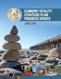 Ventura County Economic Vitality Strategic Plan - Progress Update, June 2019