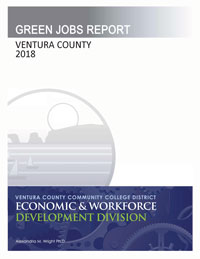 Ventura County 2018 Green Jobs Report