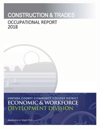 Construction & Trades Occupational Report - 2018