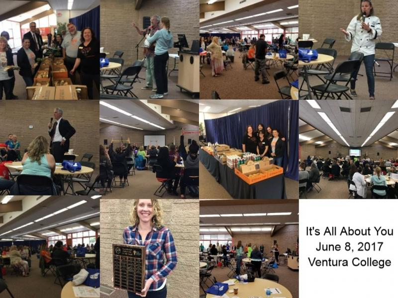 Photos from June 8, 2017, Training and Tours event at Ventura College