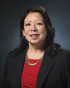 Photo of Dr. Cynthia Azari, president of Oxnard College