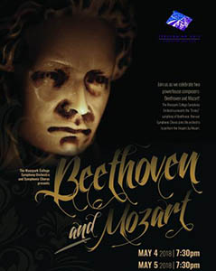 Beethoven and Mozart - MC Orchestra and Choir