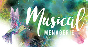 Moorpark College Choral Program & Symphony Orchestra present: Music Menagerie