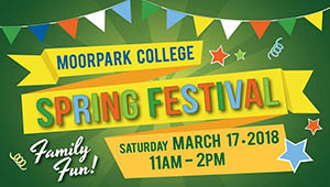 Moorpark College to Host its First Annual Spring Festival