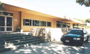 Photo of the Ventura College Police Station