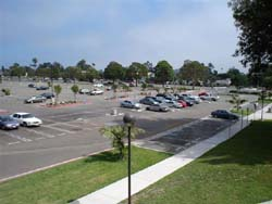 Photo of East Parking Lot
