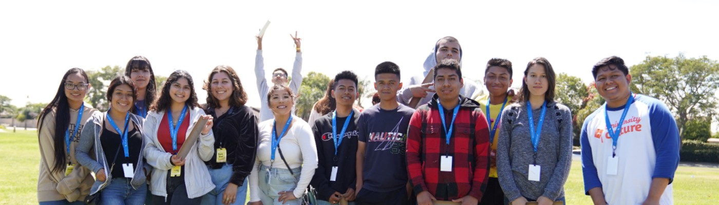 OC students celebrate first year experience