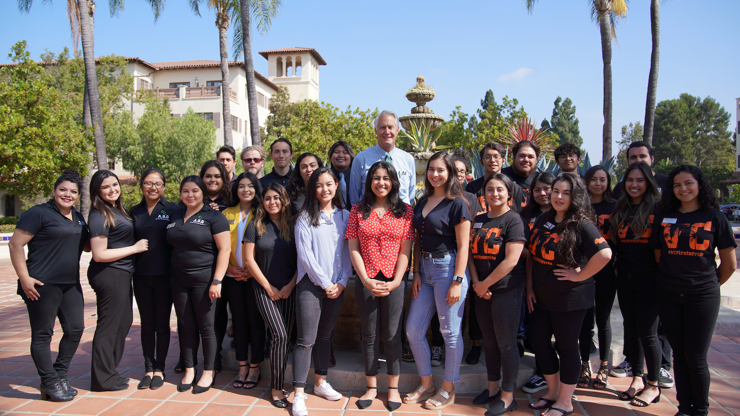 VCCCD 2019 Student Leadership Academy