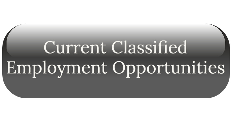 Linked button that says Current Classified Employment Opportunities