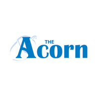 The Acorn word mark Logo