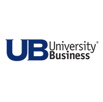 University Business Work Mark and Icon Logo