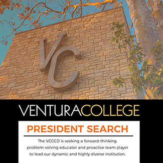 Ventura College President Search