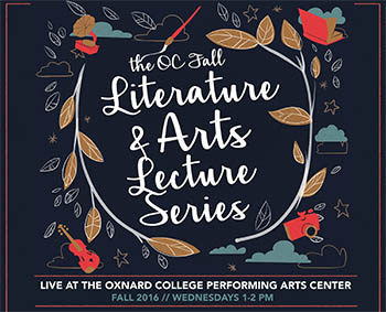 Oxnard College Literature Arts & Lecture Series
