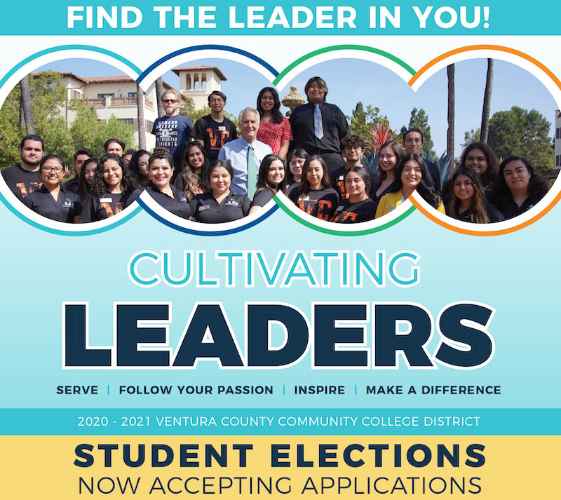 Find the Leader in You. Cultivating Leaders. Serve. Follow Your Passion. Inspire. Make a Difference. Student Elections, Now Accepting Applications.