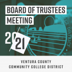 Board of Trustees Meeting, 20-21, Ventura County Community College District