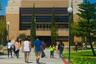 photo of Moorpark College campus