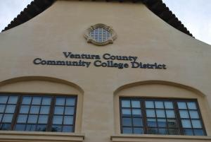 Ventura County Community College District Office Building.