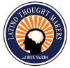 image of logo for the Latino Thought Makers Series