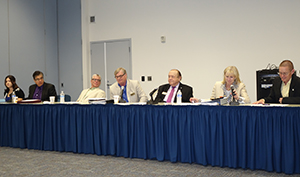 Photo of Public Policy Hearing on Accreditation